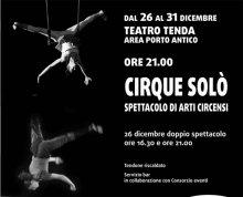 Cirque Solo