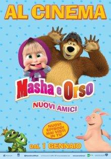 Masha e Orso - Nuovi amici
